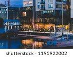 dublin  ireland   september... | Shutterstock . vector #1195922002