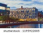 dublin  ireland   september... | Shutterstock . vector #1195922005