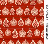 seamless pattern with cute... | Shutterstock . vector #119600146