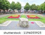 belfast  northern ireland   08... | Shutterstock . vector #1196055925