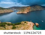 Scenic Landscape View Of The...
