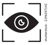 focus position  called precision | Shutterstock .eps vector #1196247142