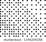 pattern in the style of 8 bit... | Shutterstock .eps vector #1196254258