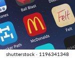 london  united kingdom  ...   Shutterstock . vector #1196341348