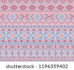 peruvian american indian... | Shutterstock .eps vector #1196359402