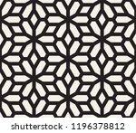 vector seamless geometric...   Shutterstock .eps vector #1196378812