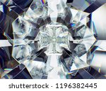 diamond structure extreme... | Shutterstock . vector #1196382445
