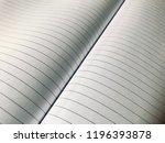 write notebooks and work. books ... | Shutterstock . vector #1196393878
