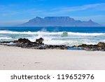 table mountain | Shutterstock . vector #119652976