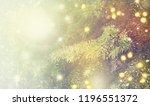 new year or christmas... | Shutterstock . vector #1196551372