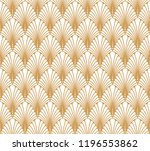 vector abstract arabesque... | Shutterstock .eps vector #1196553862