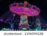 munich  germany   october 4 ... | Shutterstock . vector #1196554138