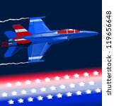 Vector Fighter Painted In...