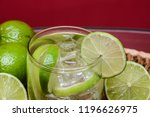typical brazilian drink ... | Shutterstock . vector #1196626975