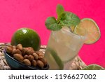 typical brazilian drink ... | Shutterstock . vector #1196627002