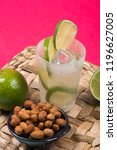 typical brazilian drink ... | Shutterstock . vector #1196627005