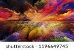 dream land series. backdrop of...   Shutterstock . vector #1196649745