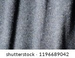 knitted fabric texture and... | Shutterstock . vector #1196689042