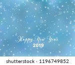 winter season background with... | Shutterstock .eps vector #1196749852