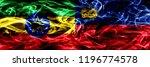 ethiopia vs liechtenstein ... | Shutterstock . vector #1196774578