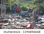palu  indonesia   october 6... | Shutterstock . vector #1196846668