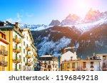 Chamonix Mont Blanc  Famous Ski ...