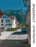 vaduz  liechtenstein  16th... | Shutterstock . vector #1196898568