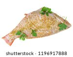 ready to cook red perch fish... | Shutterstock . vector #1196917888