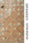 tile surface behind   dirty... | Shutterstock . vector #1196945185
