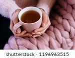 Soft Cozy Photo Of Woman In...