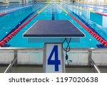 starting bedside table for... | Shutterstock . vector #1197020638