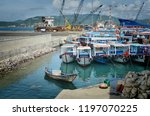 nha trang  vietnam october 3 ... | Shutterstock . vector #1197070225