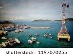 nha trang  vietnam october 3 ... | Shutterstock . vector #1197070255