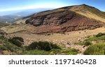 mountain in the peninsula of... | Shutterstock . vector #1197140428