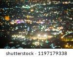 abstract  beautiful bokeh... | Shutterstock . vector #1197179338