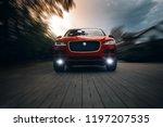 Riga  Lv   Sep 29  2018  Jaguar ...