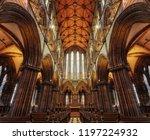 Glasgow Cathedral  Uk  Taken In ...
