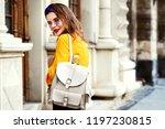 outdoor portrait of young... | Shutterstock . vector #1197230815