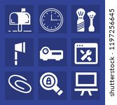 tool filled set of vector icons ...   Shutterstock .eps vector #1197256645