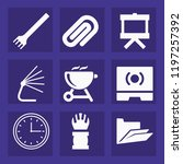 tool filled set of vector icons ...   Shutterstock .eps vector #1197257392