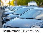 moscow  russia   october  6 ... | Shutterstock . vector #1197290722