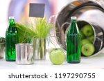 the image of utensil | Shutterstock . vector #1197290755