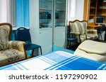 moscow  russia   october  4 ... | Shutterstock . vector #1197290902
