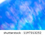 background of blue lights on... | Shutterstock . vector #1197313252