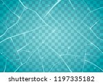 the surface texture is cracked... | Shutterstock .eps vector #1197335182