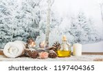 close up of beautiful spa...   Shutterstock . vector #1197404365