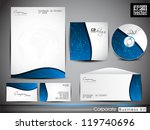 professional corporate identity ... | Shutterstock .eps vector #119740696