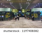 singapore   june 13 2018 ... | Shutterstock . vector #1197408382