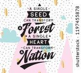 inspirational quote  motivation....   Shutterstock .eps vector #1197455878