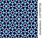 morocco seamless pattern....   Shutterstock .eps vector #1197509728